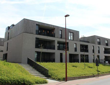 Nieuwbouwappartementen Scheldewindeke